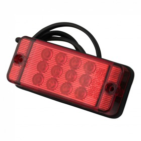 Antibrouillard WAS 700KR LED 12-24V 0,5m DC